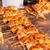 thai · frango · marinado · pimenta · coentro · carne - foto stock © dolgachov
