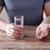kezek · tart · máj · olaj · kapszulák · gyógyszer - stock fotó © dolgachov