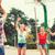 gry · koszykówki · młodych · przeciwnik - zdjęcia stock © dolgachov