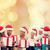 Natale · ragazzi · presenta · tempo - foto d'archivio © dolgachov