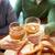 közelkép · kezek · sör · bár · kocsma · emberek - stock fotó © dolgachov