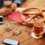 ręce · piwa · bar · ludzi - zdjęcia stock © dolgachov
