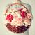 férfi · tart · kosár · tele · virágok · közelkép - stock fotó © dolgachov