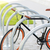 close up of fixed gear bicycle at street parking stock photo © dolgachov