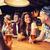 パブ · 女性 · ビール · バー · グループ - ストックフォト © dolgachov