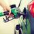 車 · ガソリンスタンド · ビジネス · 建物 · 建設 · 抽象的な - ストックフォト © dolgachov