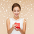 驚いた · 女性 · 開設 · 宝石 · ギフトボックス · 孤立した - ストックフォト © dolgachov