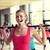 fitness · allenamento · donne · coach · muscolare · corpo - foto d'archivio © dolgachov