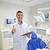 gülen · doktor · sağlık - stok fotoğraf © dolgachov