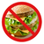 гамбургер · за · нет · символ · быстрого · питания - Сток-фото © dolgachov