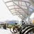 modern · bisiklet · kentsel · park · araba · imzalamak - stok fotoğraf © dolgachov