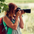 backpacker · camera · gelukkig · glimlachend · asian · jonge - stockfoto © dolgachov