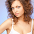 mooie · vrouw · beha · heldere · portret · foto - stockfoto © dolgachov