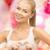 女性 · 心臓の形態 · ジェスチャー · 幸福 · 愛 - ストックフォト © dolgachov