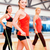 csoportkép · edz · gumi · fitnessz · sport · képzés - stock fotó © dolgachov