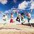 グループ · 青少年 · ジャンプ · 夏 · スポーツ · ダンス - ストックフォト © dolgachov
