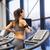 femme · athlète · courir · suivre · rendu · 3d · illustration - photo stock © dolgachov