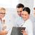equipo · de · negocios · algo · oficina · negocios · educación - foto stock © dolgachov