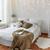 спальня · кровать · Рождества · гирлянда · домой · комфорт - Сток-фото © dolgachov