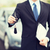 man with car key outside stock photo © dolgachov