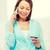 顧客 · 支払い · スマートフォン · 女性 · 医療 - ストックフォト © dolgachov