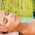 mooie · vrouw · spa · salon · resort · schoonheid · gezondheid - stockfoto © dolgachov