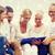 famiglia · felice · libro · photo · album · home · famiglia · felicità - foto d'archivio © dolgachov