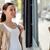 幸せ · 妊婦 · ショッピングバッグ · 市 · 妊娠 · 母性 - ストックフォト © dolgachov