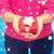 femenino · manos · azul · caja · de · regalo · mujer - foto stock © dolgachov