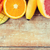 fraîches · juteuse · orange · banane · table - photo stock © dolgachov