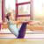 jonge · vrouw · abdominaal · vrouw · sport · gezondheid · club - stockfoto © dolgachov