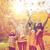 счастливым · детей · играет · парка · детство - Сток-фото © dolgachov