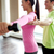 рук · молодые · подготовки · фитнес · инструктор - Сток-фото © dolgachov