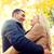 vriendje · vriendin · liefde · datum · gelukkig - stockfoto © dolgachov