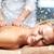 terapeuta · atrás · primer · plano · mano · spa - foto stock © dolgachov