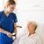 arts · senior · vrouw · ziekenhuis · geneeskunde - stockfoto © dolgachov