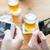 handen · smartphone · bier · mensen · technologie - stockfoto © dolgachov