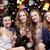 amis · smartphone · club · fête · technologie - photo stock © dolgachov