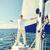 eski · deniz · deniz · mavi · gökyüzü · gökyüzü · su - stok fotoğraf © dolgachov