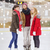 счастливым · друзей · смартфон · катание · люди - Сток-фото © dolgachov