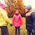 счастливая · семья · говорить · парка · женщину · дерево - Сток-фото © dolgachov