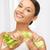 женщину · свежие · сельдерей · фотография · красивая · женщина · фитнес - Сток-фото © dolgachov