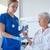 врач · медицина · старший · женщину · больницу · возраст - Сток-фото © dolgachov