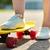 女性 · フィート · ライディング · 短い · スケート - ストックフォト © dolgachov