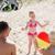 anne · bebek · oynama · plaj · plaj · kumu · aile - stok fotoğraf © dolgachov