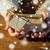 kadın · Noel · hediye · tatil - stok fotoğraf © dolgachov