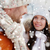 gelukkig · paar · lopen · winter · mensen · seizoen - stockfoto © dolgachov