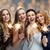 boldog · fiatal · nő · buli · ünneplés · jókedv · ünnepek - stock fotó © dolgachov