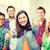 studentów · szkoły · edukacji · szczęśliwy - zdjęcia stock © dolgachov