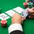 покер · игрок · два · Тузы · элегантный - Сток-фото © dolgachov